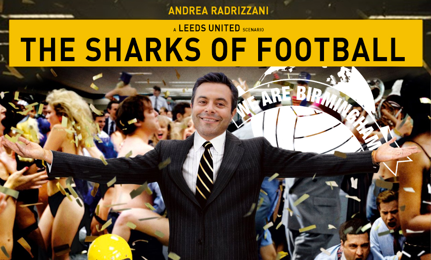 The Sharks of Football